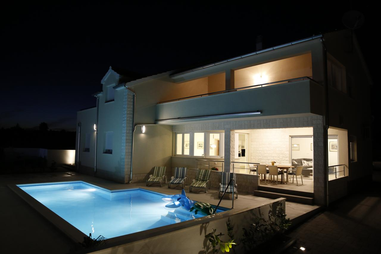 Villa With A Pool For Rent Vodice