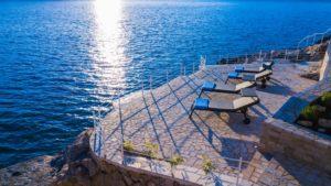 Luxury Seafront Villa for rent Dubrovnik area