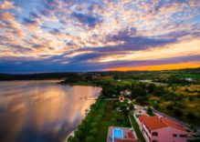 How about renting villa in Istria