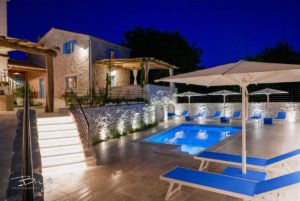 Luxury 5 star rustic villa for rent, Krk island, Istria (41)