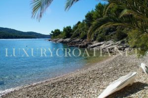 Seafront land for sale Tudorovica, Vela Luka, Korcula (2)