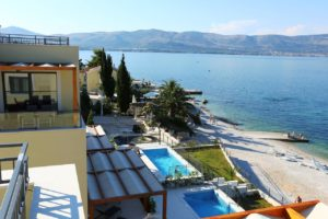 VILLAS ON THE BEACH FOR RENT  CIOVO TROGIR