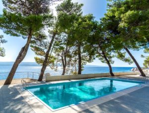 luxury villa rent Croatia