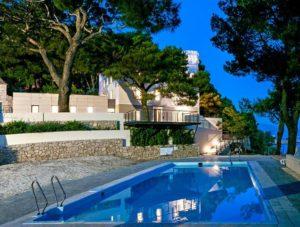 Croatian real estates and luxury villas rent