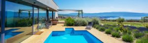 modern villa for rent Krk island Croatia