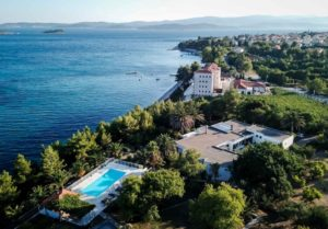 waterfront luxury villa for rent Orebic Croatia