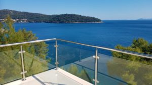 korcula villa for rent croatia