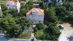 Old seafront stone villa for sale Orebic