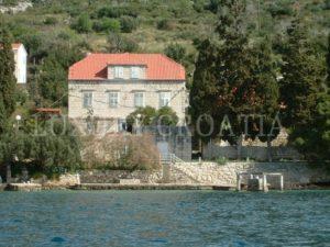 Seaside captain villa for sale Orebic