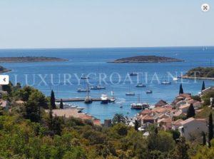 Land for sale Maslinica Solta island