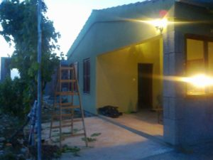 House with large land for sale Tisno area