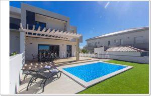 Modern seaview villa for sale Vodice