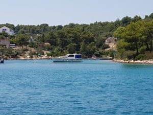 Land for sale with sea view Necujam Solta
