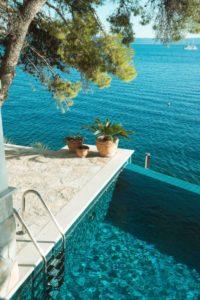 Luxury Seafront Villa Brac Island