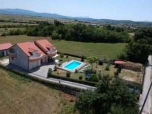 Party villa in Split area