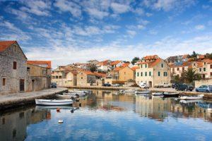 Waterfront stone villa for sale Hvar Island