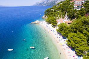 Sea view house for sale Makarska area