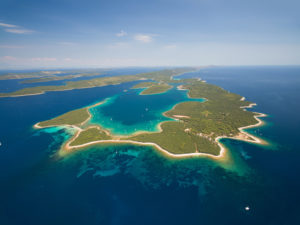 Croatia Dugi Otok Island land for sale
