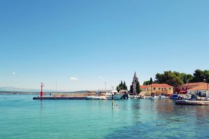 Croatia Pasman island seafront house for sale