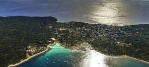 Croatia Silba island seafront land for sale