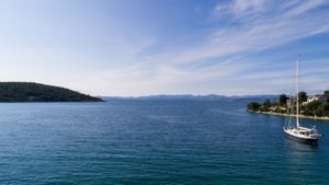 Croatia Solta island villa for sale