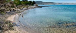 Croatia Starigrad Paklenica sea view land for sale
