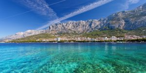 Croatia Makarska Riviera area house for sale