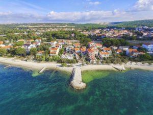 Seafront home for sale Zadar Riviera Croatia