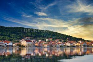 Waterfront home on sale Sibenik Riviera Croatia