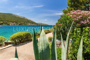 Waterfront land plot for sale Sibenik Primosten area Croatia
